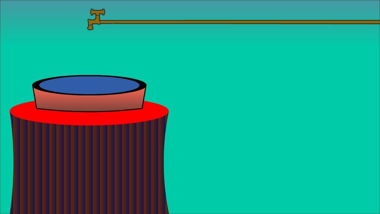 Water Drop ( Short Flash Animation )