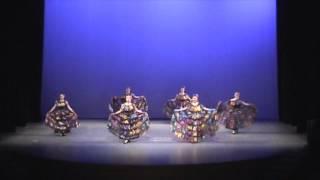 Ballet Folclórico UNAM. Las Chiapanecas / El Rascapetate - Chiapas