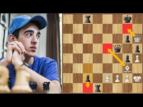 Excellent Game to Improve Your Day | Petrosian vs Martirosyan | Aeroflot (2019)