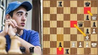Excellent Game to Improve Your Day   Petrosian vs Martirosyan   Aeroflot (2019)