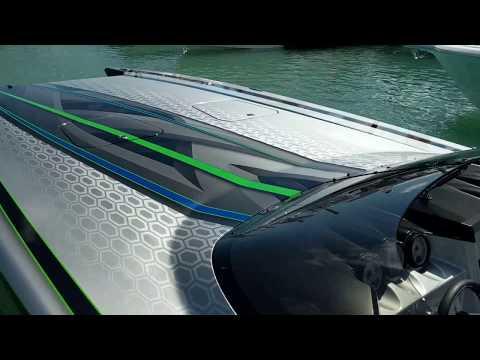 Skater 318 Sport Catamaran - YouTube