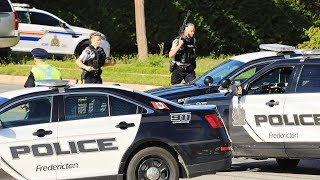 Fredericton shooting: update from the scene as police secure area