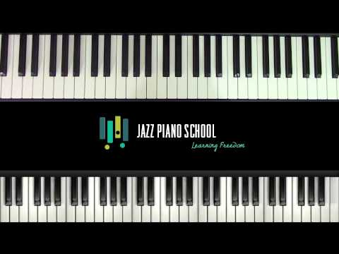 Jazz Piano School Podcast Episode 44 Singer Accompanying