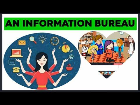 An Information Bureau Poem - Class 6 / Summary of the poem An Information Bureau