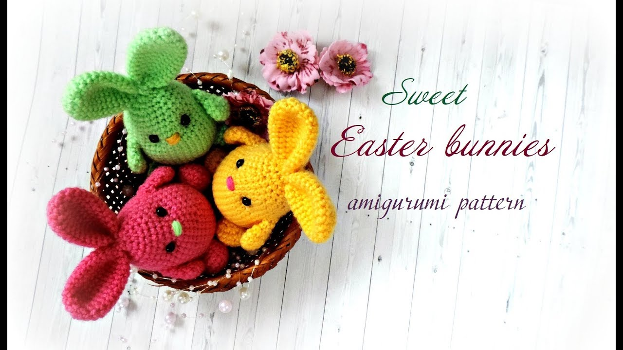 Free Easter Crochet Patterns The Best Collection | The WHOot | 720x1280