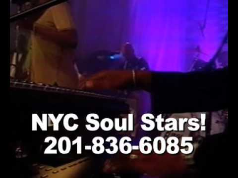 Nyc Soul Stars Funk R B Motown Jazzy Soulful Wedding Band Youtube