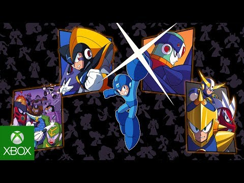 Mega Man Legacy Collection 2 Youtube Video