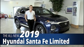 Review: All-New 2019 Hyundai Santa Fe Limited | St Paul, Mpls, Inver Grove Heights, Bloomington, MN
