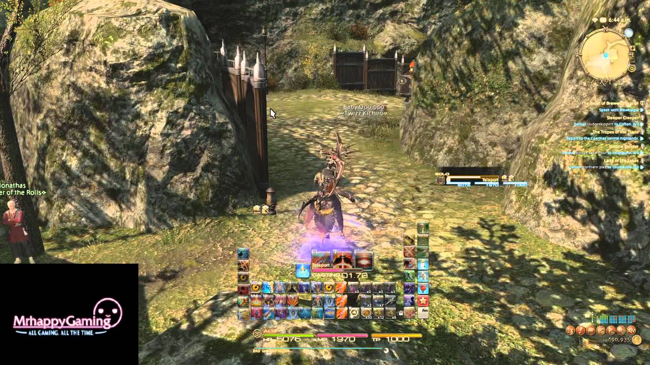 FFXIV ARR: Sightseeing Introduction + Log #1-10 Visual Guide