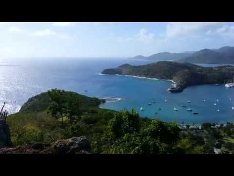 British Harbour, Antigua 4K
