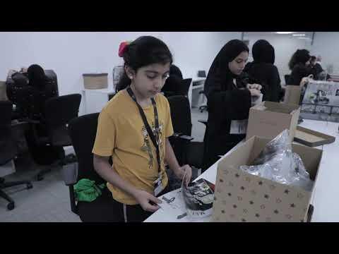 المرحلة الثانية من برنامج المبرمج الإماراتي - برنامج الذكاء الاصطناعي في عجمان 2019