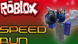 "Let's Play Roblox - ""Like a Ninja!"" - Speed Run 4"