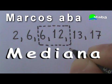 ESTATÍSTICA ( ENEM ) - Média Aritmética, Mediana e Moda