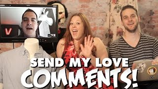 Comments Send My Love PARODY