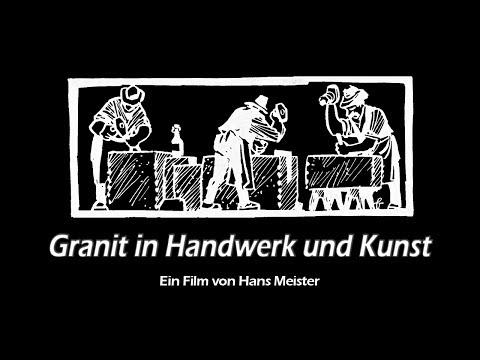 Granit in Handwerk und Kunst