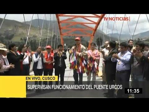 """Presidente Vizcarra en Cusco: """"Este gobierno no va a privatizar el agua"""""""