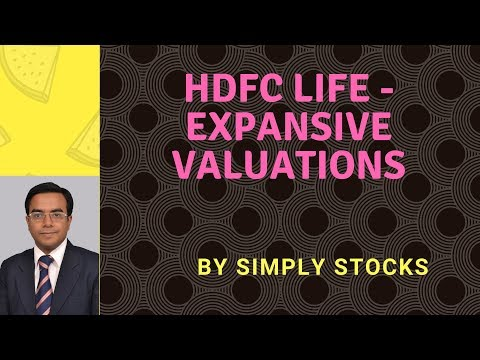 HDFC LIFE Stock Trading At Expansive Valuations. What Is The Right Price To Buy?