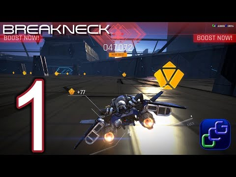 BREAKNECK by Pik Pok PC 4K Gameplay