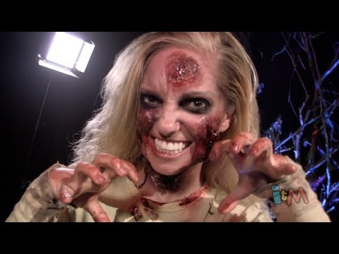 Creating costumes and makeup for Halloween Horror Nights 2013 ...