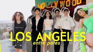 PLUS ON EST DE FOUS PLUS ON RIT!  L.A vlog || Léna Situations