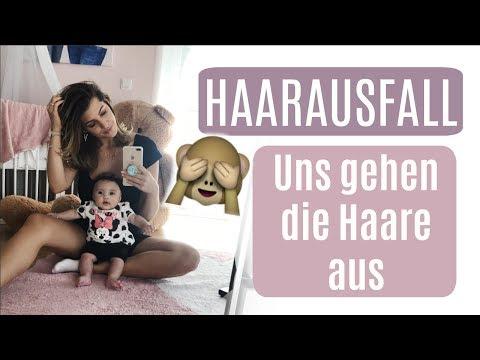 Haarausfall bei Mama und Baby