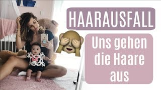 Haarausfall bei Mama und Baby
