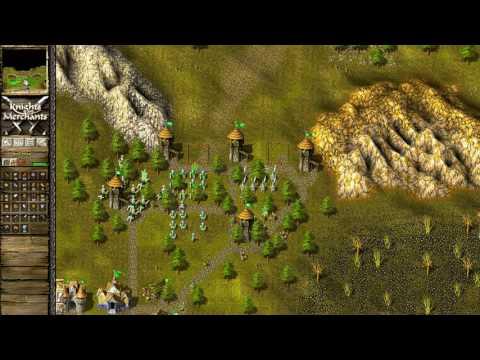 KaM Remake Northern Islands Coop Бесчисленные полчища врагов (сетевая игра)