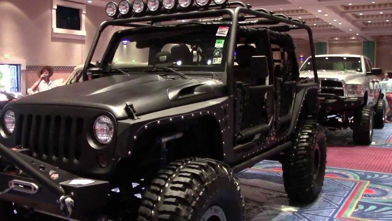 The Ultimate Jeep Outkast Edition - YouTube