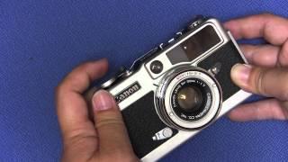 [解放軍]Canon Demi EE17 キヤノン デミ ハーフサイズカメラ