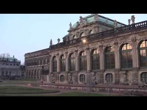 The Zwinger, Dresden, Saxony, Germany - 26th February, 2014
