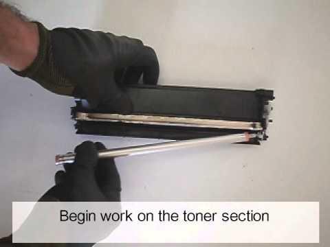 Refill Samsung ML2160 M2070 M2022 MLT-D101S MLT-D111 Remanufacturing Toner  Cartridge