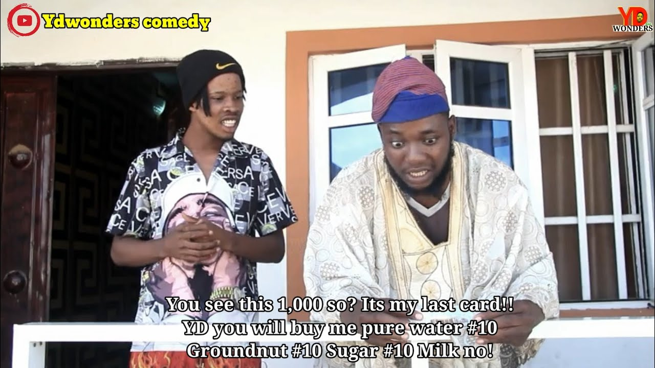 Download THE MONEY FOOL || Real House Of Comedy || Ydwonders comedy