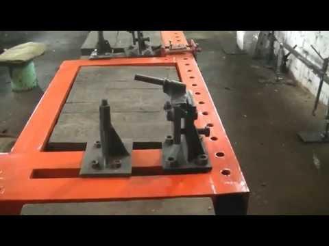 Зажимы для кузовного ремонта на Мерседес и БМВ