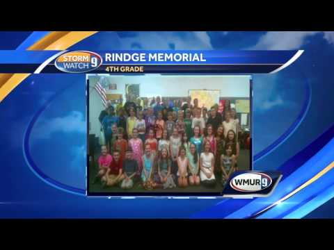 School visit: Rindge Memorial School in Rindge