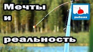 С боковым кивком на линя_отчёт о рыбалке в сентябре