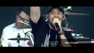 Mike Shinoda - Waiting For The End/Where'd You Go (Rock en Seine 2018) HD