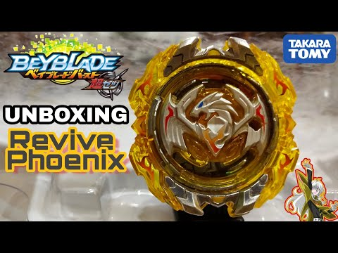 B-146 Random Booster Vol 16 | Revive Phoenix.8'M.A' Unboxing | Beyblade Burst Malaysia