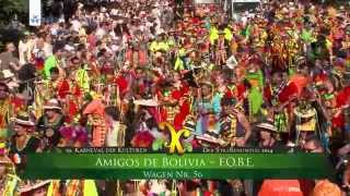 AMIGOS DE BOLIVIA KdK Berlin 2014