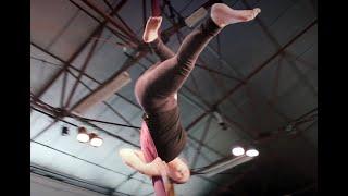 L' enseignement de spécialité arts du cirque au Lycée le Garros à Auch (Gers)