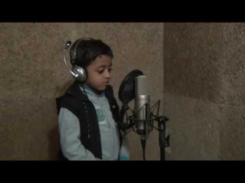 rabba rabba new song sing by little cute boy_RISHAV