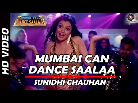 Mumbai Can Dance Saala (Title Song) song lyrics