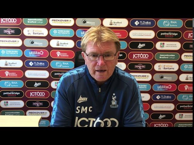 Bradford City Manager Stuart McCall on Hate Crime
