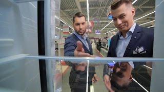 «Выбираем помощника» с LG  холодильник с Курьяном