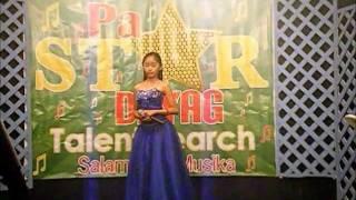 Cebu Pop Music Festival  Bakakon Ka Diay by Brigette