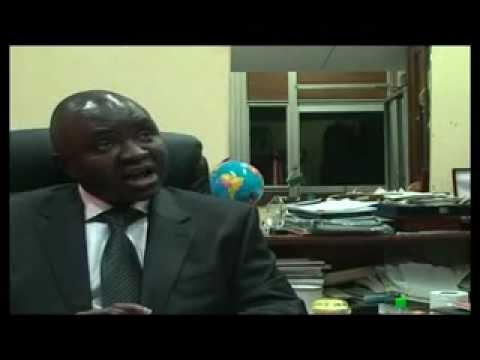 MUDA YUSUF - DIRECTOR GENERAL SPEAKS ABOUT 2012 TRADE FAIR - LCCI TV