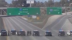 Tensions escalate at U.S.-Mexico border