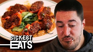 Spicy Food Challenge: World's Hottest Curry | SICKEST EATS
