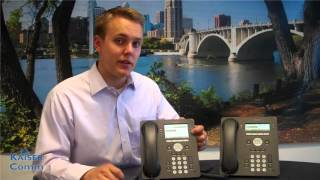 Basic Functions of the Avaya 9504 & 9508 Digital Phones: DND, Mobile Twinning, & Voicemail