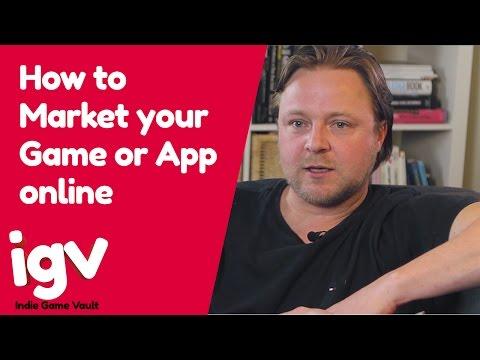 Indie Game Vault - Marketing your game online