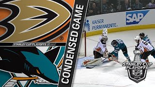 04/18/18 First Round, Gm4: Ducks @ Sharks